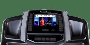 T 6.5 Si Treadmills console