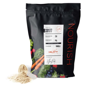 iFit Nourish Vanilla Meal Replacement