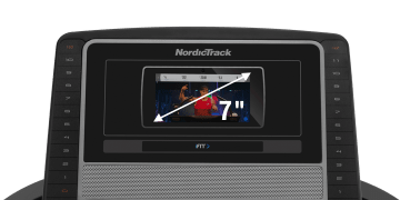 T 7.5 console with feature