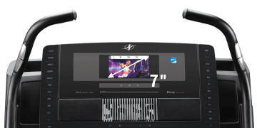Commercial X9i console with feature