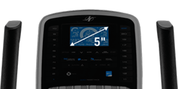 Freestride Trainer FS5i console with feature