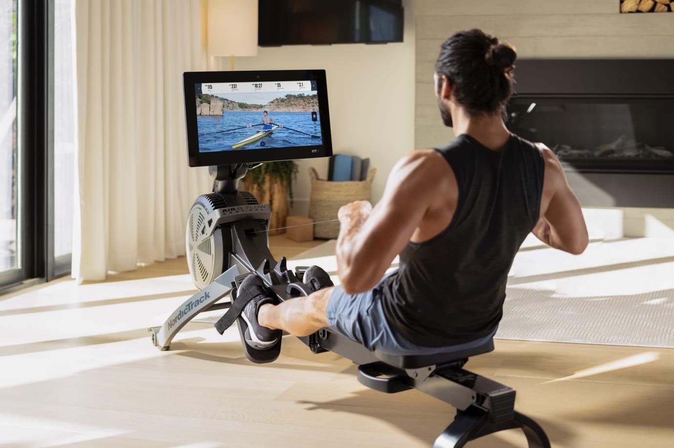 RW900 workout