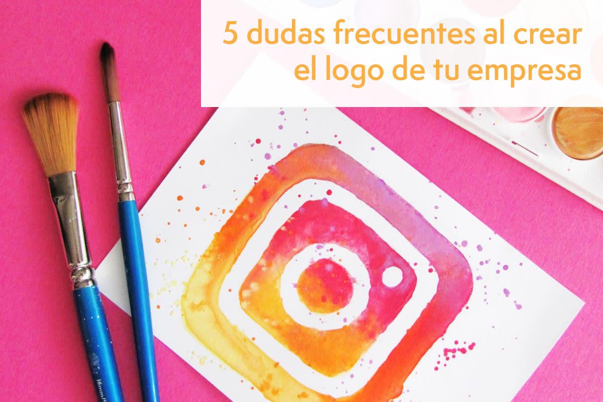 5 Dudas frecuentes al crear el logo de tu empresa