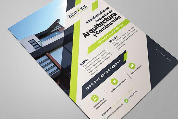 ATMOSS - Diseño de Identidad Corporativa y Sitio Web