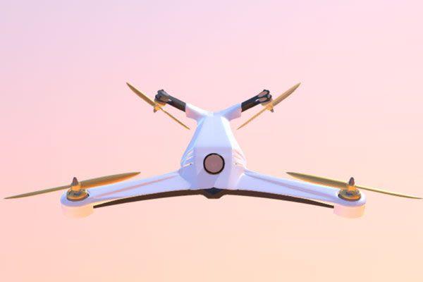 Dronerace - 3D Animation