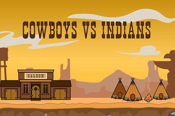 Cowboys VS Indians - Diseño de interfaz