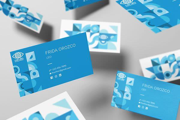 Cerulia - Diseño de Identidad Corporativa