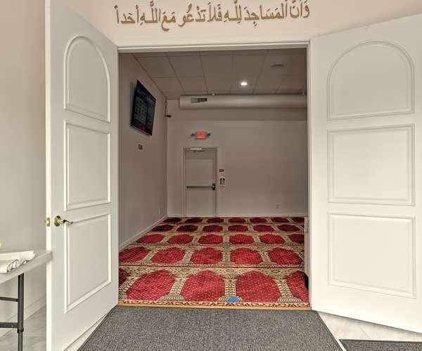 Masjid doors