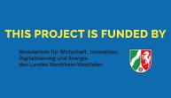 Logo of Ministerium für Wirtschaft, Innovation, Digitalisierung und Energie des Landes Nordrhein- Westfalen
