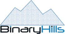 Logo of BINARY HILLS