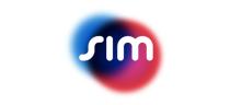 Logo of SIM Groep