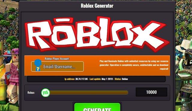 Instant Free Robux Generator Free Robux 2020 No Survey