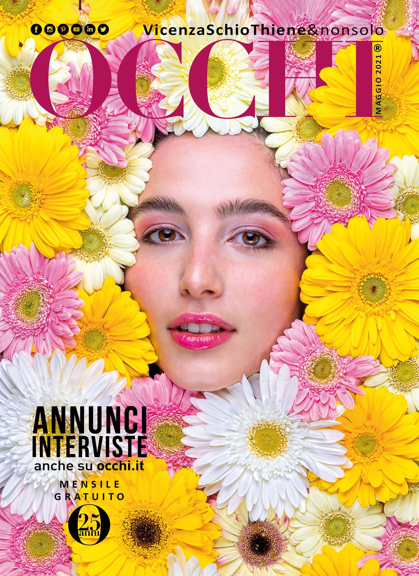 copertina maggio 2021 V