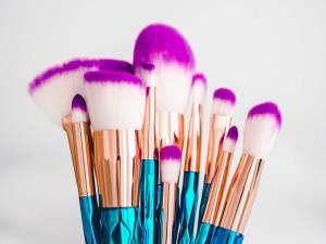 disinfezione per il make-up di Ilaria Baggio