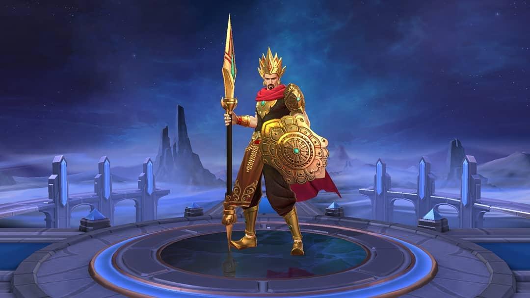 Hero Baru Mobile Legends Minsitthar