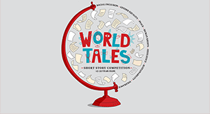 'WE ARE ALL UNIQUE, BUT CONNECTED BY THE LOVE OF TALES' – AMINA BAKTIYAROVA  FROM KAZAKHSTAN, A PARTICIPANT IN THE 2020 ISF-UNESCO WORLD TALES SHORT STORY COMPETITION