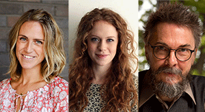 MEET THE AWARD-WINNING AUTHORS JUDGING THE ISF-UNESCO STORY COMPETITION!