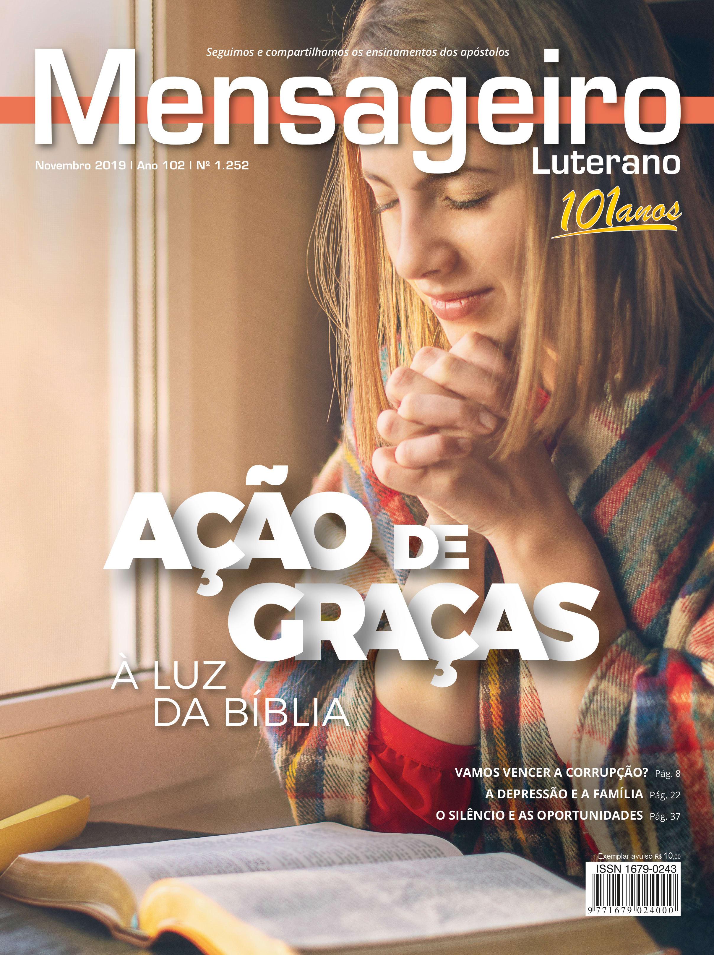 Edição Novembro 2019