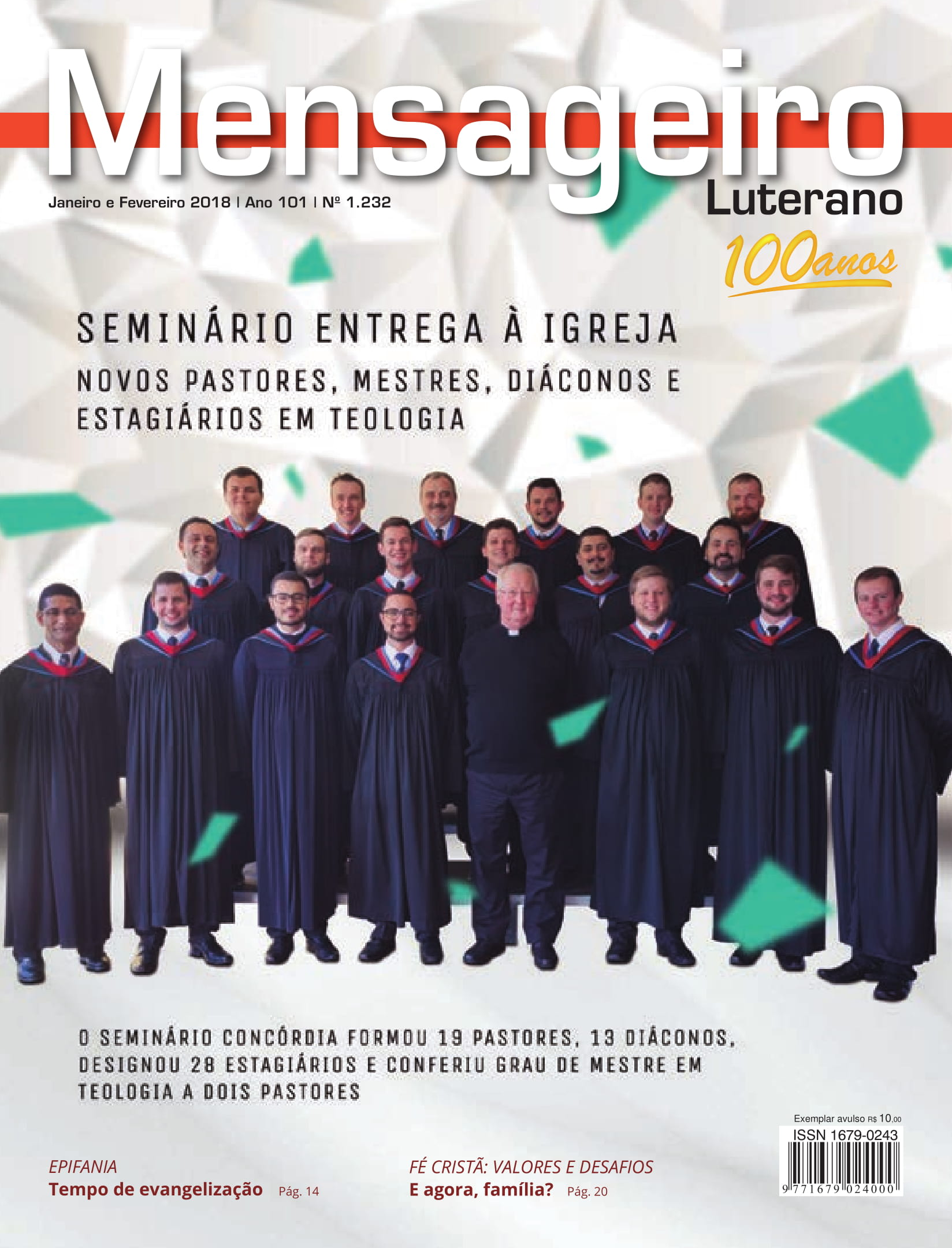 Edição Janeiro e Fevereiro 2018
