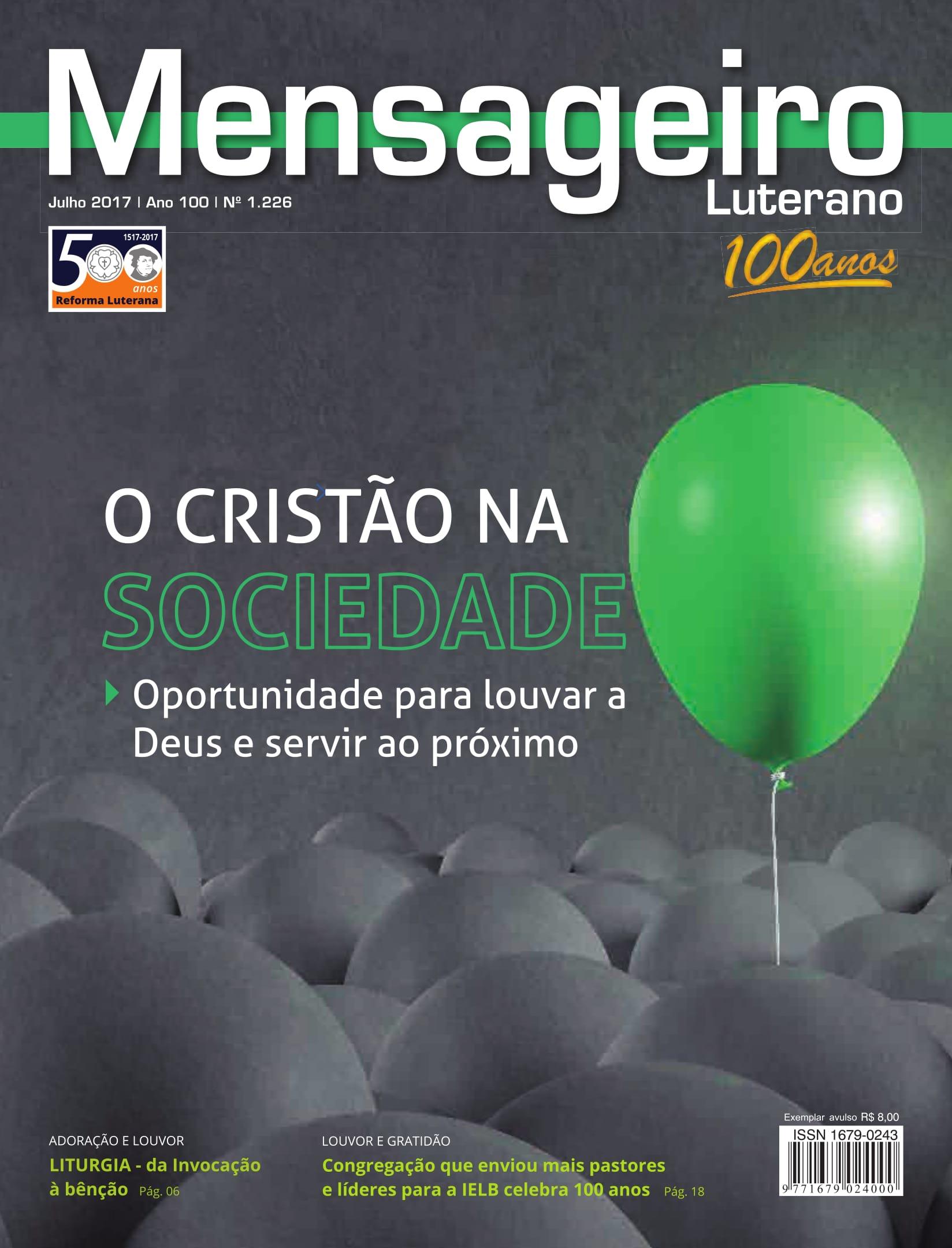 Edição Julho 2017