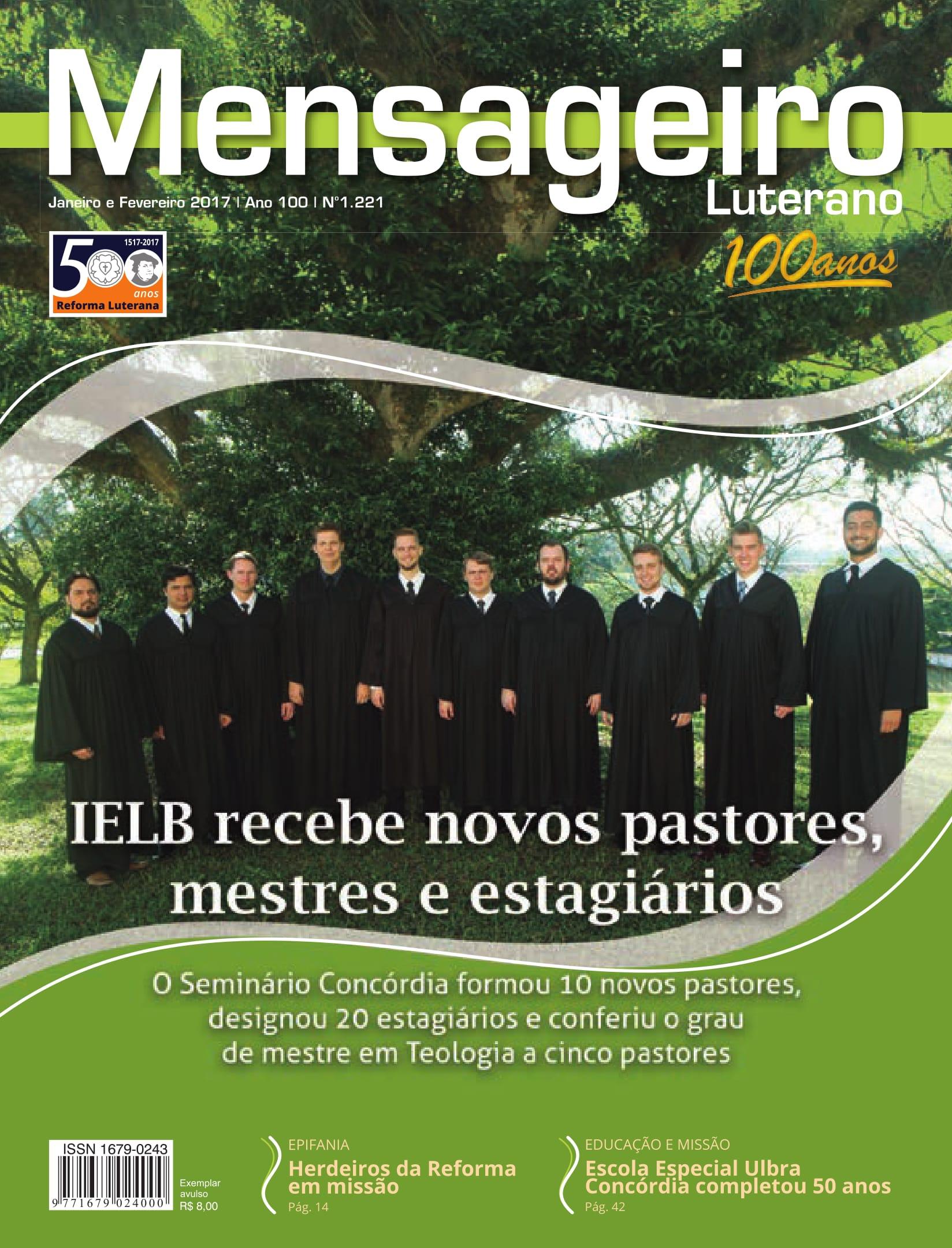 Edição Fevereiro e Janeiro 2017