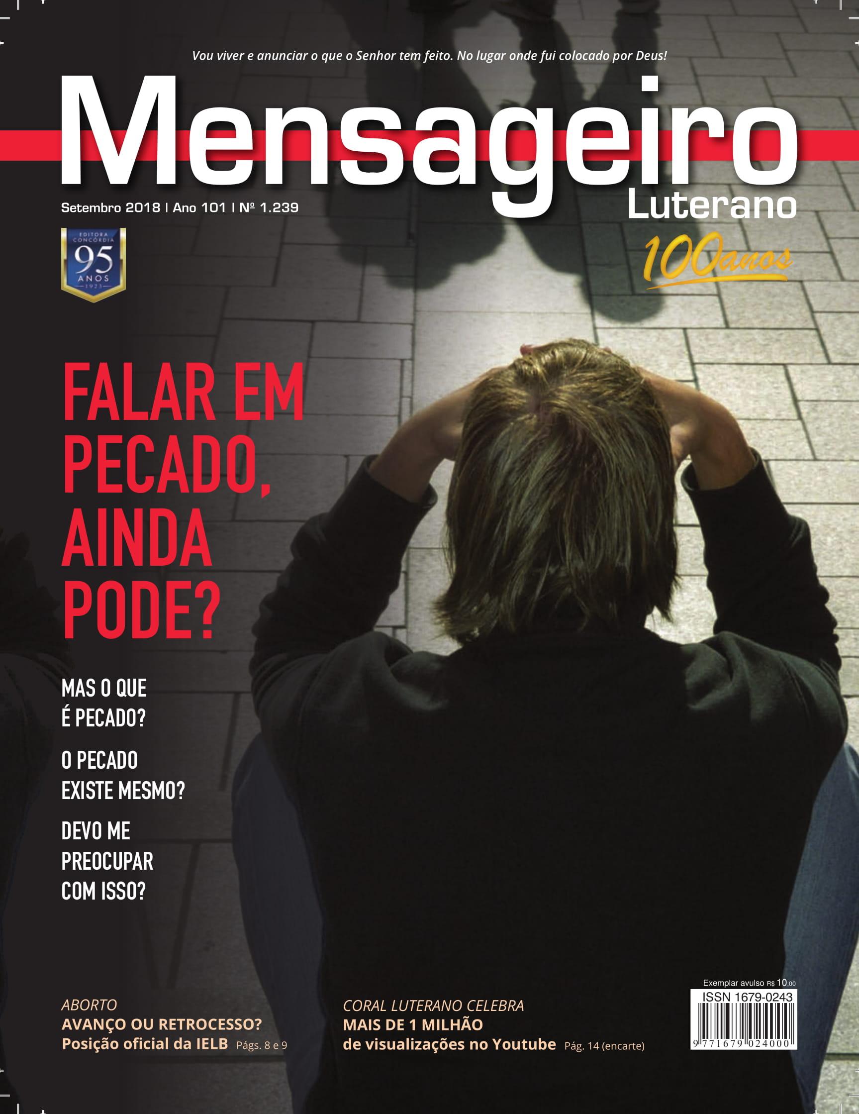 Edição Setembro 2018