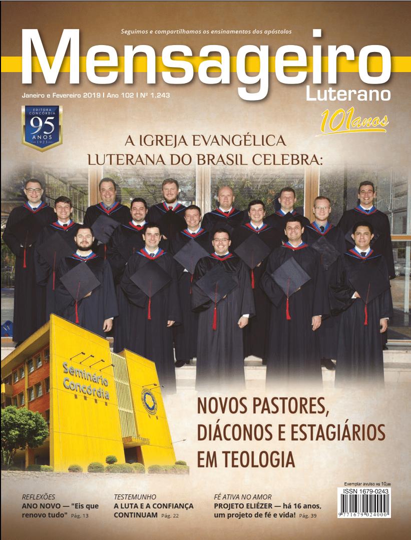 Edição Janeiro e Fevereiro 2019