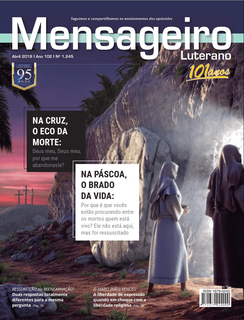 Edição Abril 2019