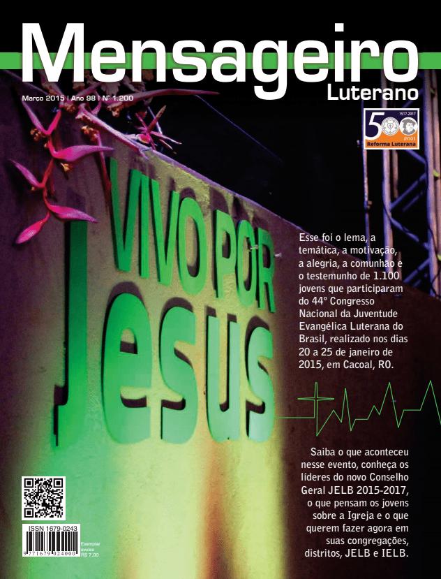 Edição Março 2015