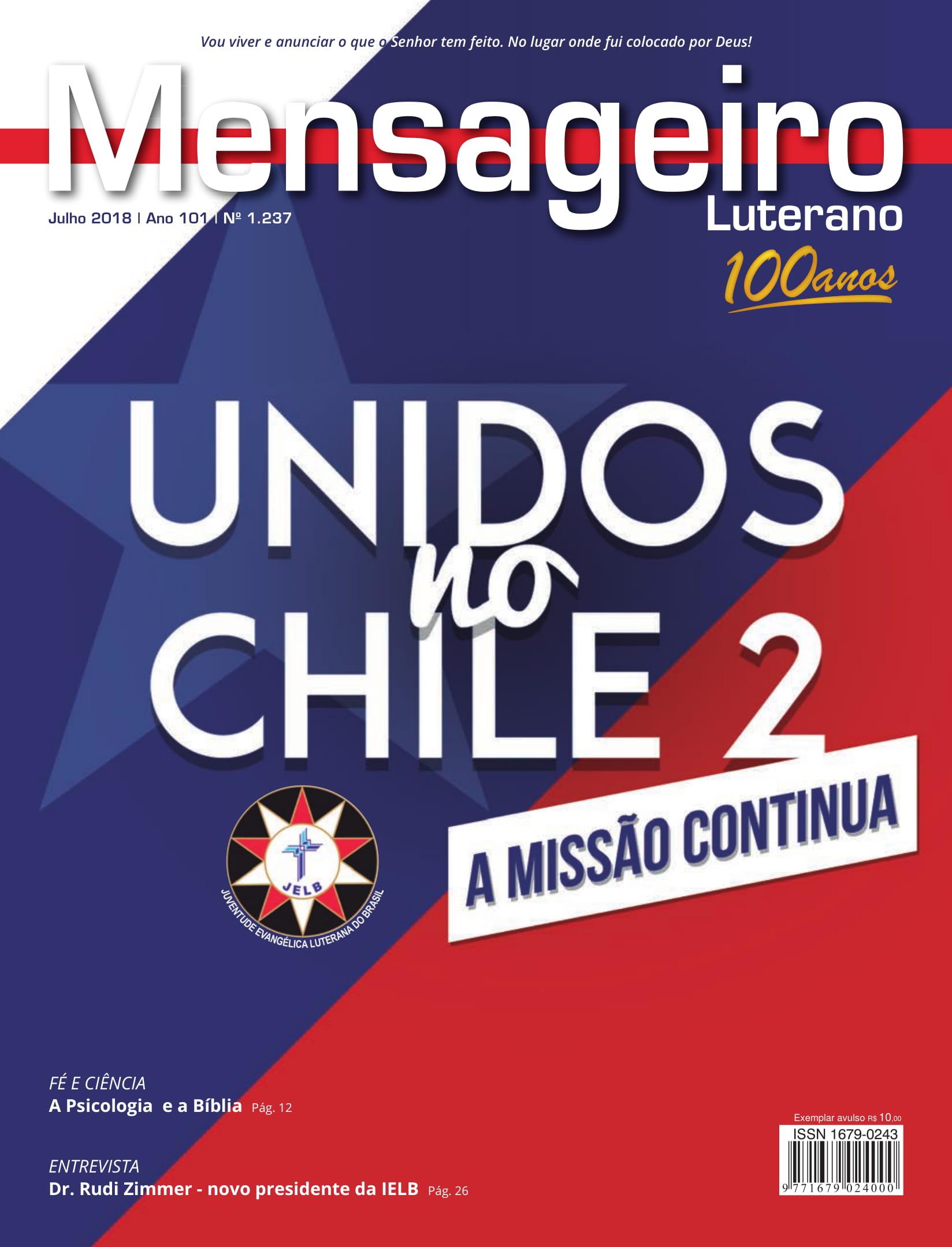 Edição Julho 2018