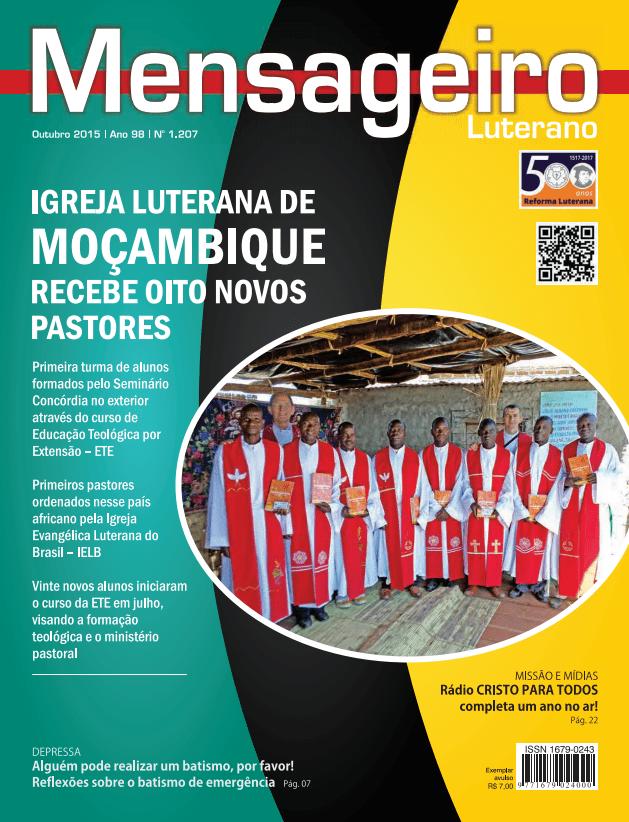 Edição Outubro 2015