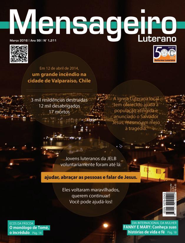 Edição Março 2016