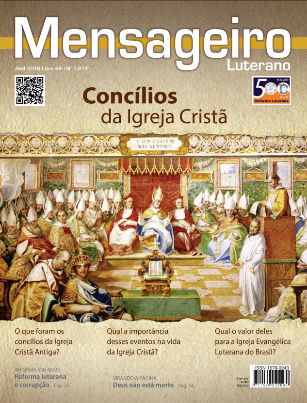Edição Abril 2016