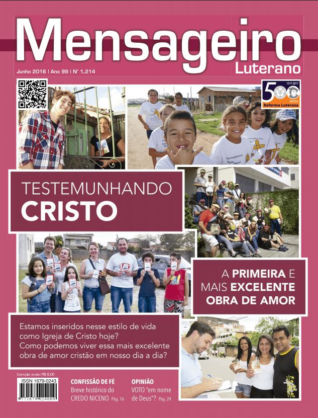 Edição Junho 2016