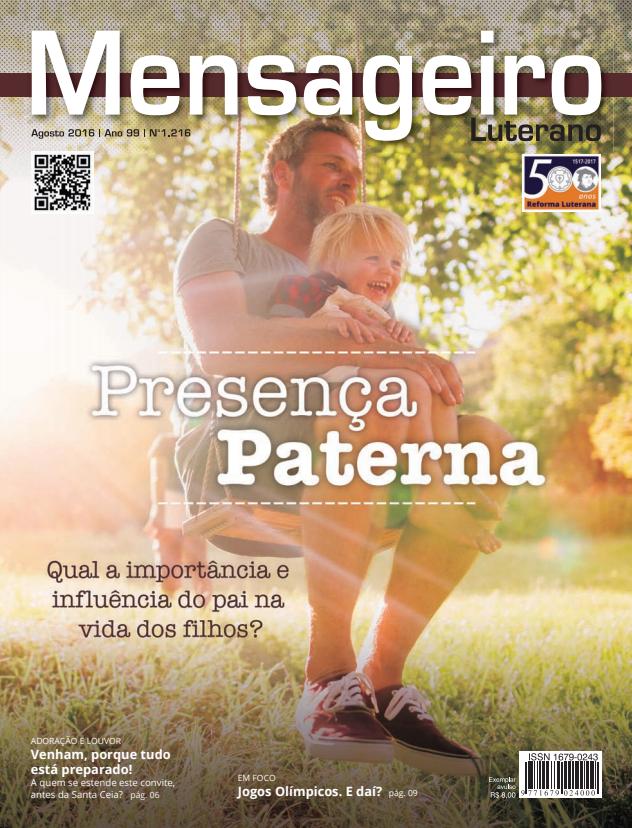 Edição Agosto 2016