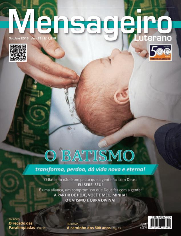 Edição Outubro 2016