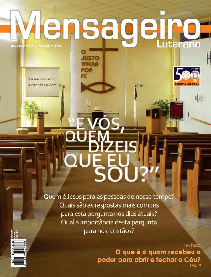 Edição Abril 2013