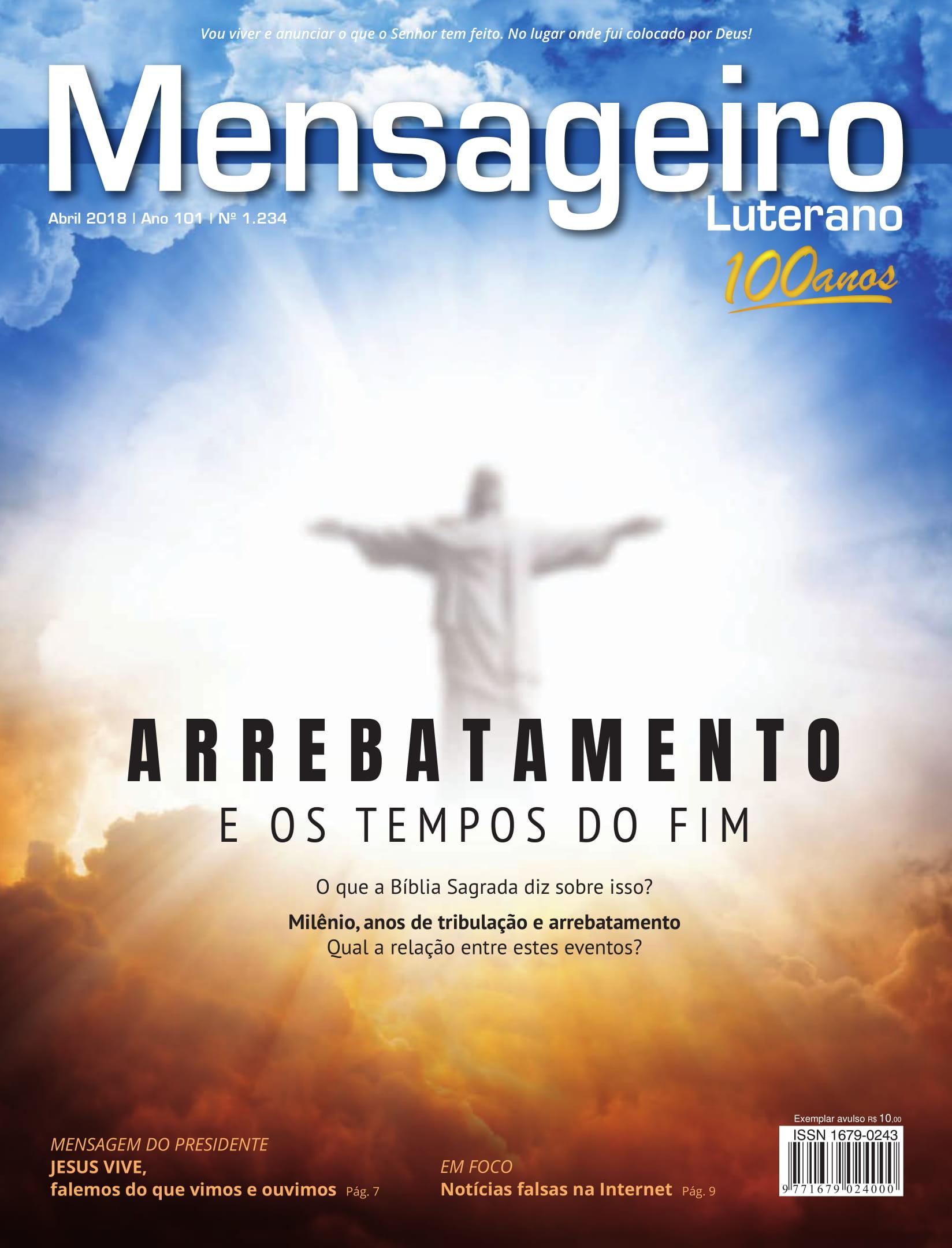 Edição Abril 2018