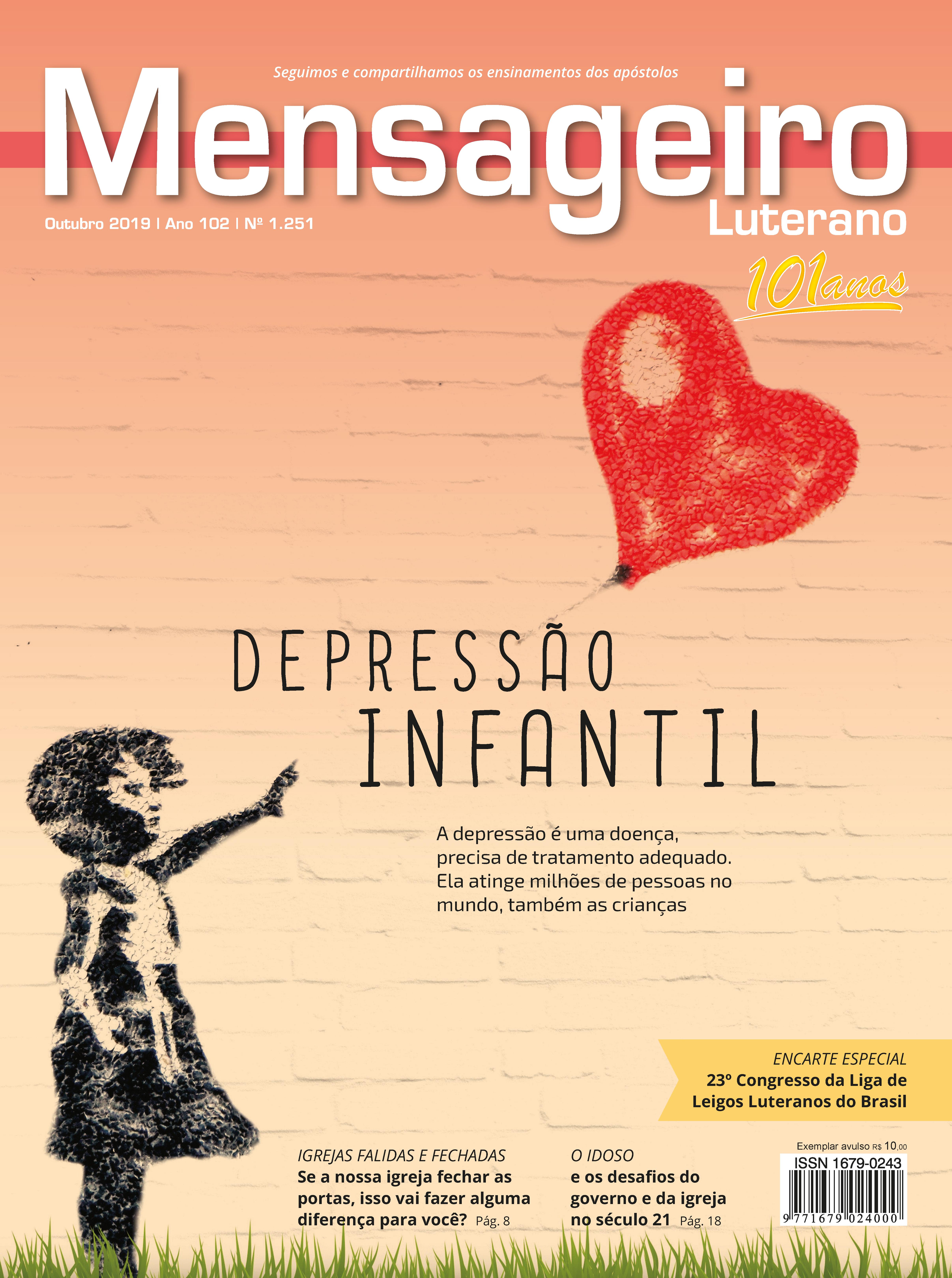 Edição Outubro 2019