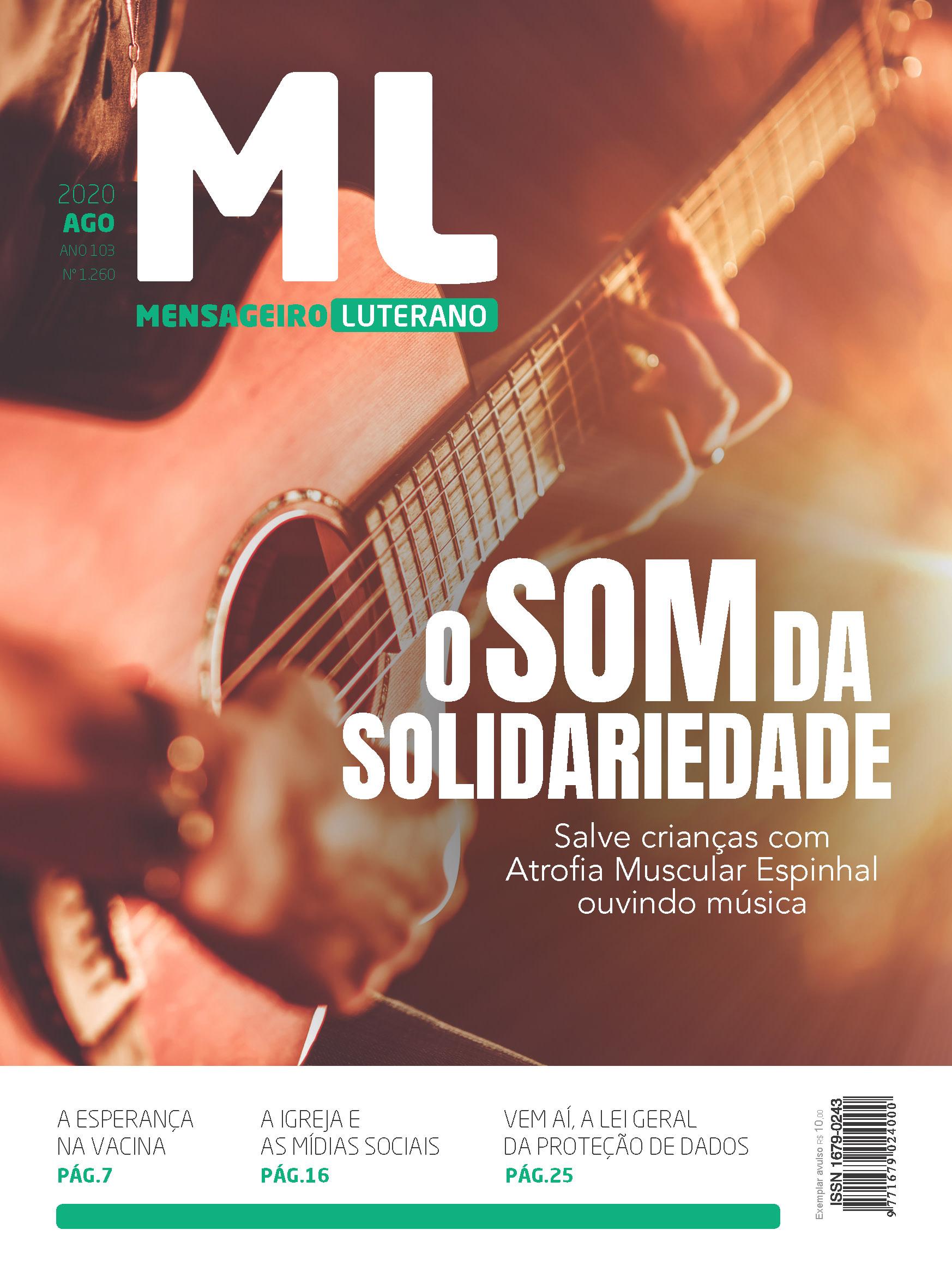 Edição Agosto 2020