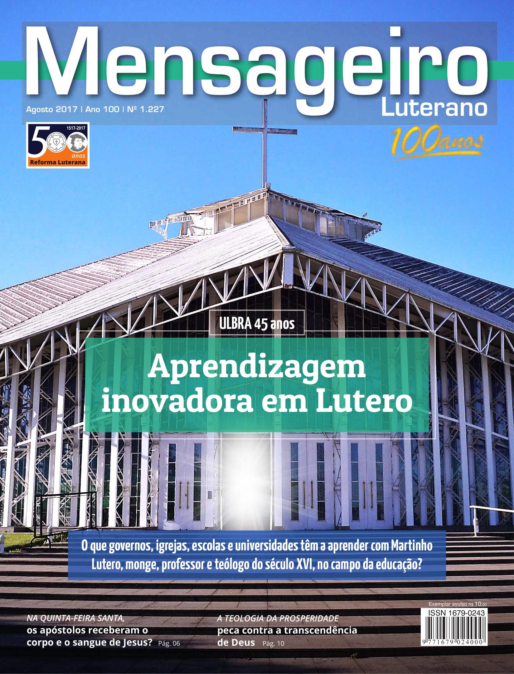 Edição Agosto 2017