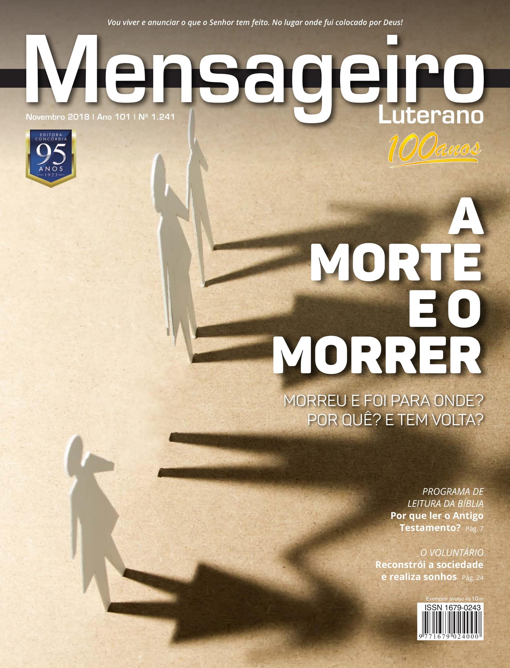 Edição Novembro 2018