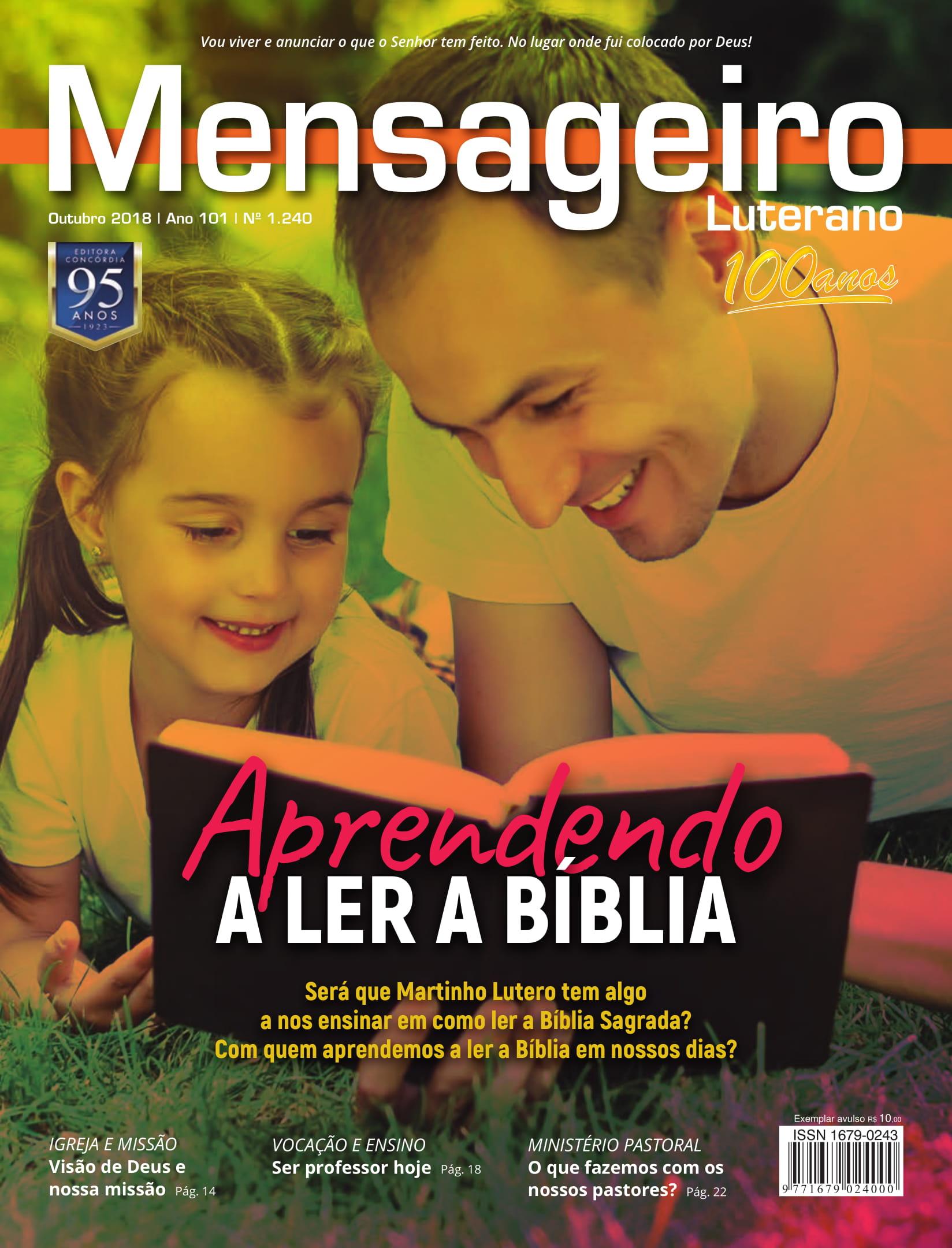 Edição Outubro 2018