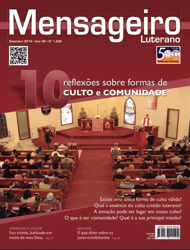 Edição Setembro 2015