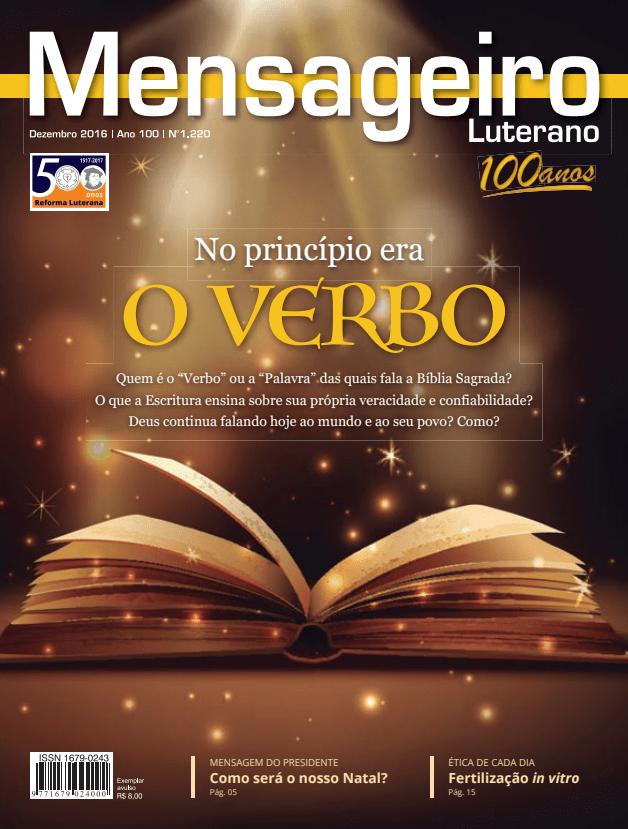 Edição Dezembro 2016