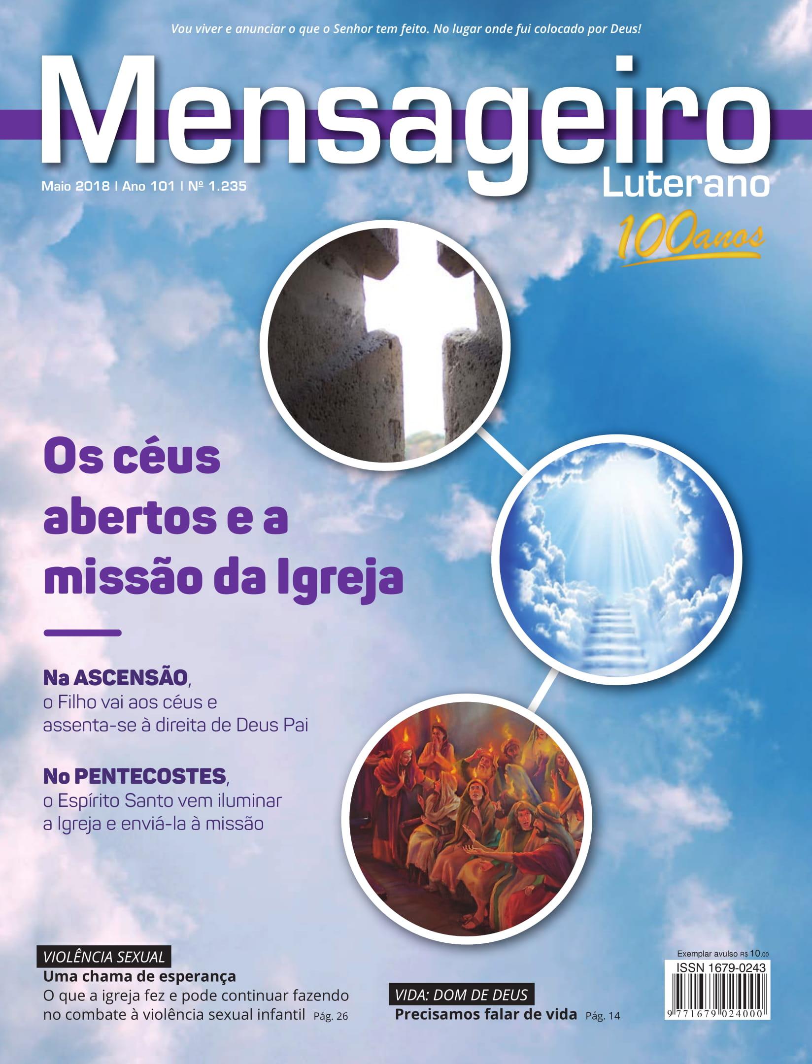 Edição Maio 2018