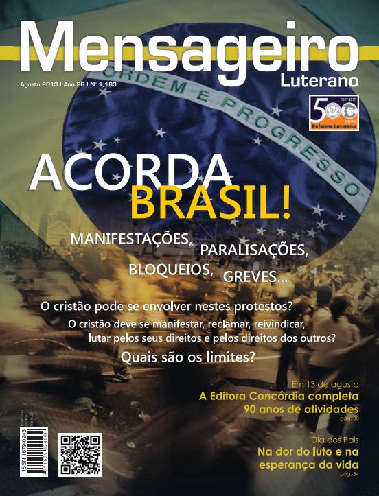 Edição Agosto 2013