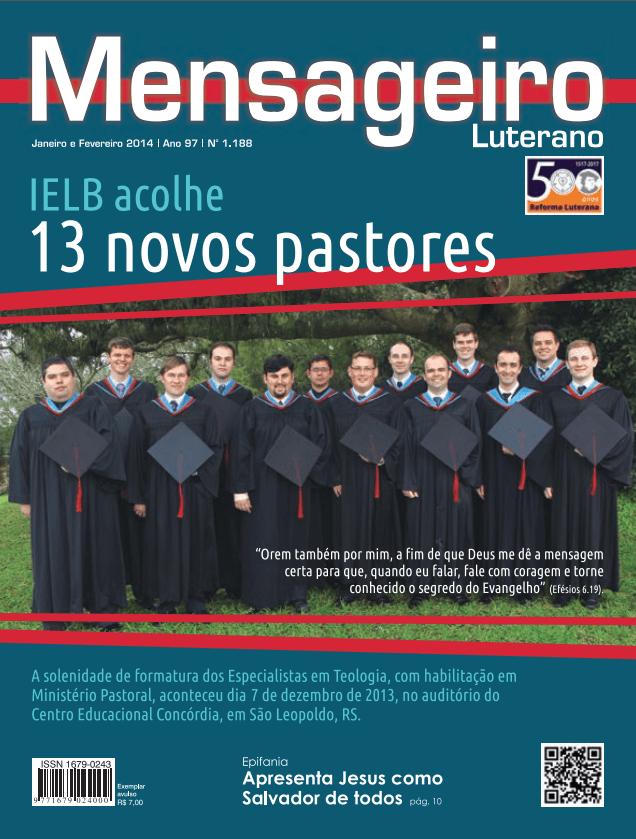 Edição Janeiro e Fevereiro 2014
