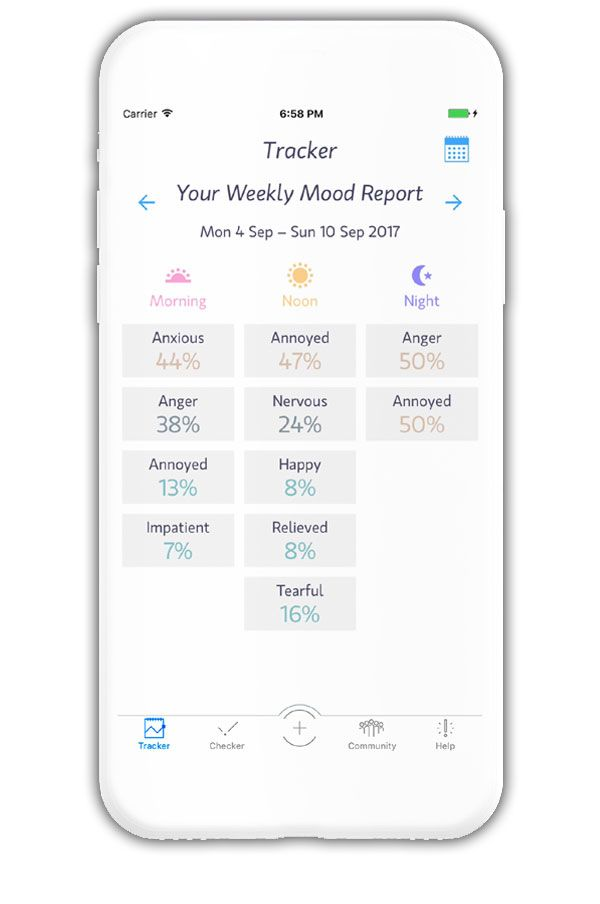 Moment Health iOS & Android app by iEngagIT Belfast NI