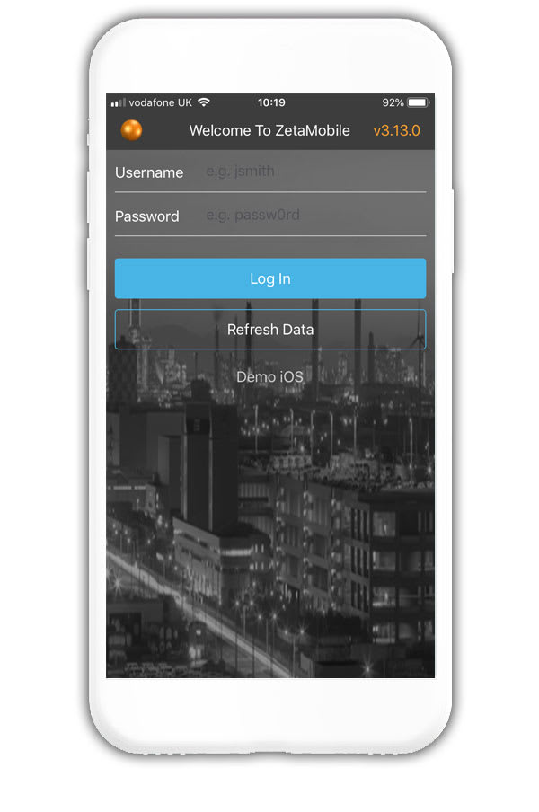 ZetaSafe+android+app+by+iEngageIT+Belfast+NI